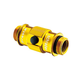 Lezyne CNC Micro Floor Drive Digital HPG Minipumpe silber glänzend